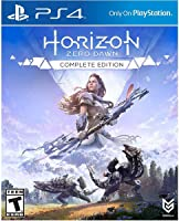 Horizon Zero Dawn Complete Edition (PS4) - UAE NMC Version