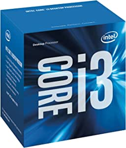 Intel Skylake Processeur Core i3-6320 3.9 GHz 4Mo Cache Socket 1151 Boîte  (BX80662I36320)