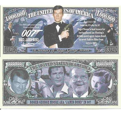 4 Bills ~ 1960 BATMAN In Memory of Adam West ~ $1,000,000 One Million Dollars