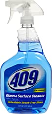 409 Glass and Surface Cleaner Spray, 946 ml
