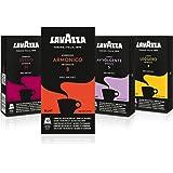 Lavazza pack 40 cápsulas compatibles Nespresso: 10 Deciso, 10 Lungo Leggero, 10 Armonico, 10 Lungo Avvolgente