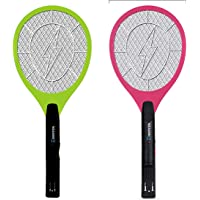EDGEMETER® Mosquito Killer Bat Racket Rechargeable - Pack of 2