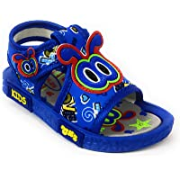 Coolz Kids Chu-Chu Sound Musical First Walking Sandals Baby-1 for Baby Boys and Baby Girls for 12-24 Months