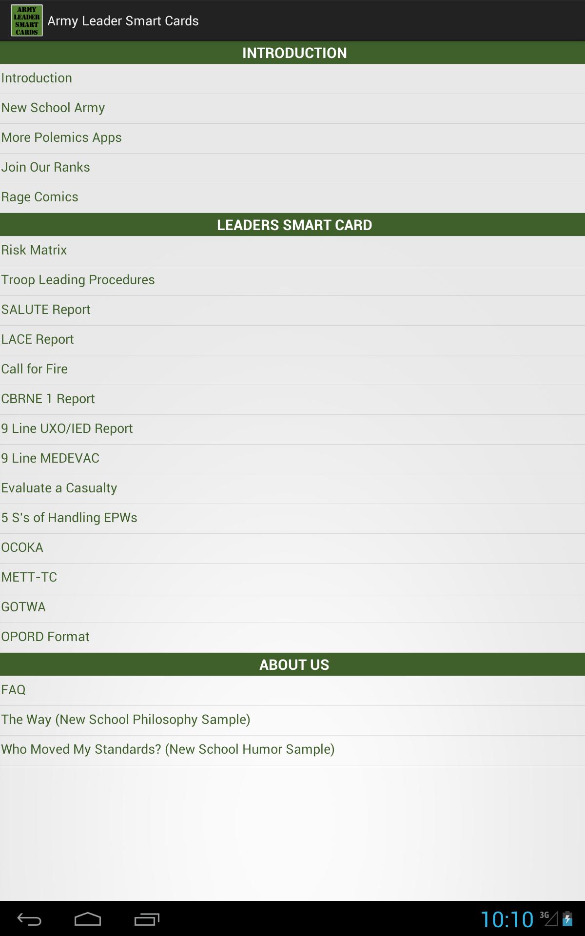 9 Line Medevac Smart Card Pdf Army Leader Cards Reference