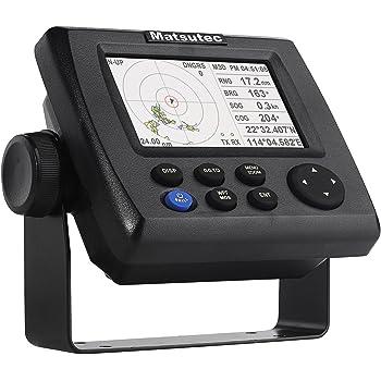 Matsutec hp-33a 4.3 LCD a colori classe B AIS Transponder Combo alta MARINO GPS Navigator