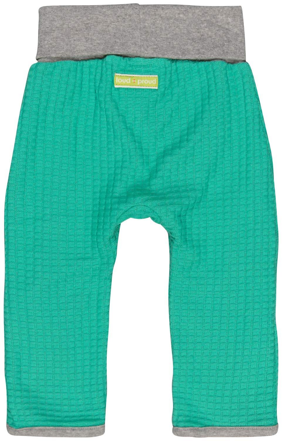 loud + proud Wendehose Strick Aus Bio Baumwolle, Gots Zertifiziert Pantalones para Bebés 3
