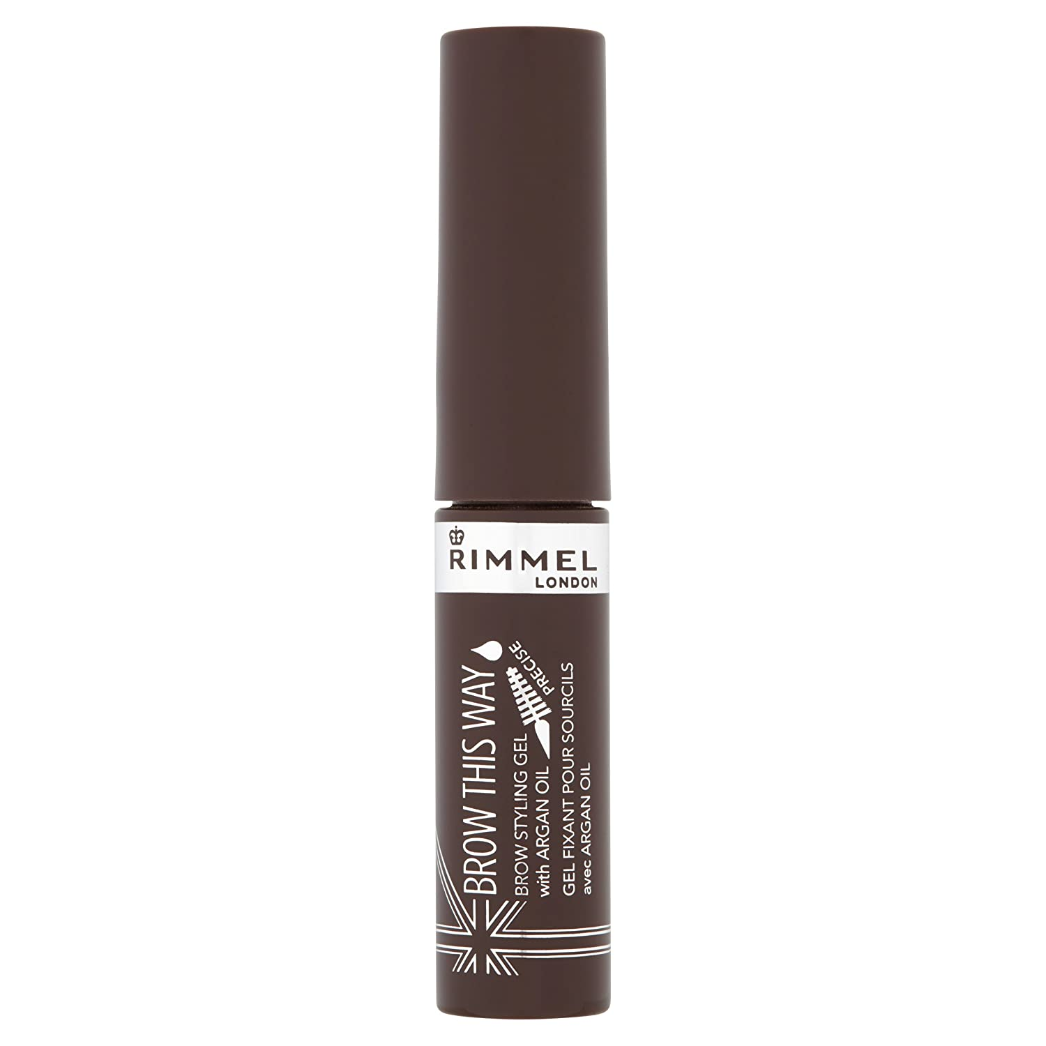 Rimmel Brow This Way with Argan Oil, Blonde 5 ml: Amazon.co.uk: Beauty