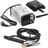 IPOTOOLS MMA-160R Elektroden Schweißgerät - IGBT Inverter Schweissgerät MMA/E-Hand mit 160 Amper/Digitale LCD Anzeige…