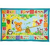 Chicco Tappeto da Gioco Bambini Foresta XXL, Tappeto Neonato con Animali della Foresta, Tappeto Cameretta Bambini Morbido e C