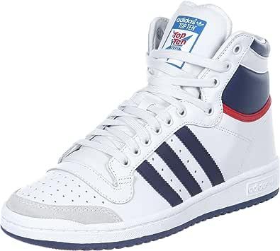 adidas Top Ten Hi, Sneaker a Collo Alto Unisex-Adulto