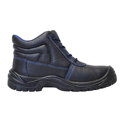 Sicherheitsschuhe Arbeitsschuhe Schutzschuhe Halbschuhe Stiefel Leder Stahlkappe