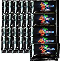 25 Packs Create Vibrantly, Rainbow Colored Flames, Vibrant & Colorful Flames for Wood Burning Fires