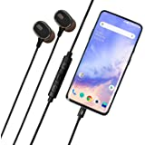 NWARK Joie® USB Type C Earphones [Upgraded Version] Wired in-Ear Earbuds w/Mic, Noise Cancelling Sports Earphones…
