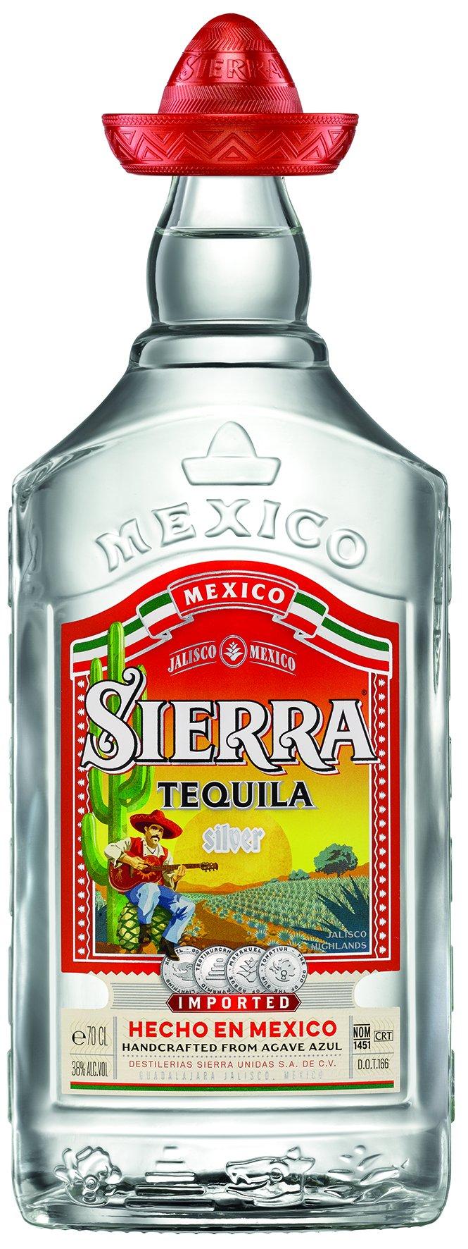 Sierra Silver 70 cl