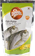 Double Horse Fish Pickle (500 grams)