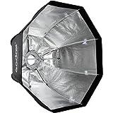 Andoer Godox SB-UE Parapluie octogonal portable/accessoire de photographie avec système de montage Bowens pour Speedlite 80cm