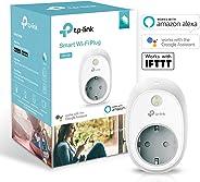 TP-Link Kasa HS100 (EU) funktionieren mit Amazon Alexa Smart Home WLAN Steckdose (funktionieren mit Echo und Echo Dot, Googl