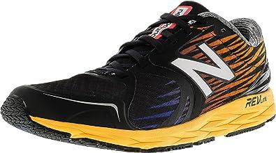 new product 60545 bb34d New Balance M 1400 D OL4 Black Orange: Amazon.de: Schuhe ...