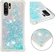 Lucifa Huawei P30 Pro Case,Glitter Flowing Liquid Floating Bling Shiny Sparkle Glitter Beautiful Anti-fall Safe Reliable Col
