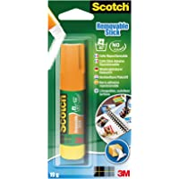 Scotch Colla Stick Removibile, Senza Solventi, 1pz x 19 g