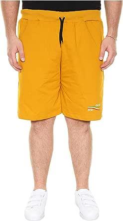 Maxfort Easy Giacca Felpa CALIBRATA Uomo Taglie Forti O Pantalone Corto Bermuda 3XL 8XL