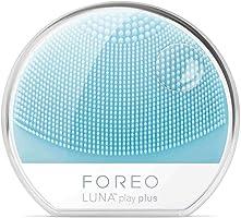 LUNA Play Plus de FOREO es el cepillo facial recargable de silicona, Mint. Con pilas recambiables y resistente al agua,...