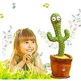 لعبة الصبارة الراقصة من ايكيش، لعبة الصبارة فيدجيت الغنائية، لعبة تعليمية في مرحلة الطفولة المبكرة، هدية عيد ميلاد مرحة للاطف
