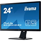 "IIYama b2483hs de B360,96cm (24"") Moniteur Noir"