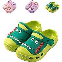 Kids Unicorn Clogs Girls Sandals Toddler Slippers Non-Slip Garden Shoes Slip On Water Pool Beach Clogs