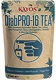 Kayos Tea for Diabetes - Anti Diabetic Tea with Gymnema Sylvestre & Green Tea to Regulate Blood Sugar - 50g