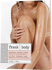 Frank Coffee Scrub for Body