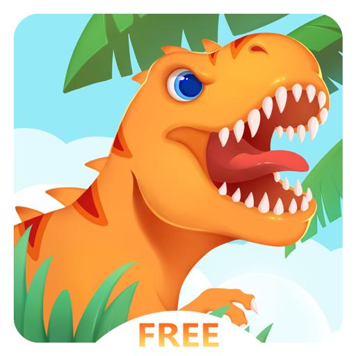 Dinosaur Island - Dinosaur Games for kids Free