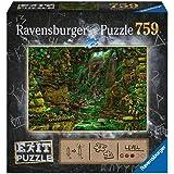 Ravensburger Puzzle 19951 - Exit 2: Temple à Angkor Wat - Version Allemande