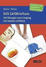 SOS Gefühlschaos: 100 Übungen zum Umgang mit starken Gefühlen. Kartenset für die Jugendlichenpsychotherapie