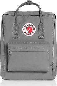 Fjallraven Kanken Classic School Backpack is perfect for boys and girls. Classic school travel handbag
