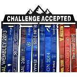 Full Health Sporting Running Medal Hangers Awards Display Medaillehouder Rack Metal Steel Wall Mounted Challenge Geaccepteerd