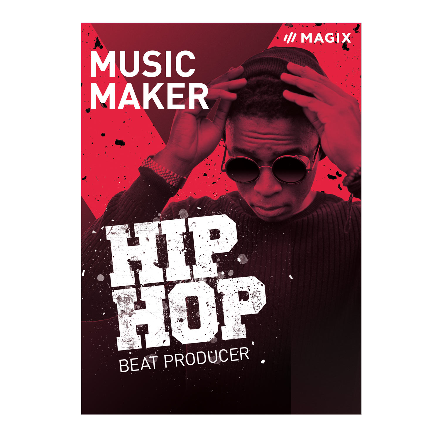 Studio 7 Fl (MAGIX Music Maker – Hip Hop Beat Producer Edition – Die Audiosoftware für eigene Hip Hop Beats. [Download])