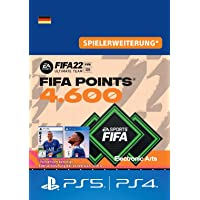 FIFA 22 Ultimate Team - 4600 FIFA Points | PS4/PS5 - Download Code - deutsches Konto