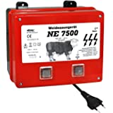 Weidezaungerät Eider NE 7500 Elektrozaungerät l Made in Germany l 7,50 Joule l für Lange Zaunanlagen l der TopSeller