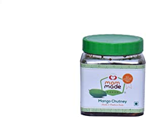 Mom Made Pickles Mango Chutney - 500 Gms