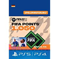 FIFA 22 Ultimate Team - 1050 FIFA Points | PS4/PS5 - Download Code - deutsches Konto