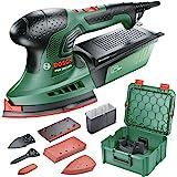 Bosch DIY Tools 06033B6002 Bosch multislipmaskin PSM AES (200 W, i systemboxstorlek M)