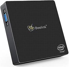 Mini PC, Desktop Computer, ( Beelink M1, Apollo Lake N3450, HD Graphics, 4GB / 64 GB, Gigabit Ethernet, 4K, USB3.0, Dual-Band Wi-Fi, Dual Output - VGA&HDMI ) MINI PC Windows 10, Mini Computer (4G/64G(Beelink m1))