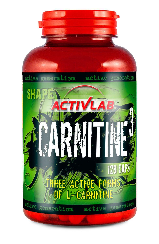 Carnitine3 128 caps
