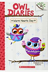 Warm Hearts Day (Owl Diaries) Paperback
