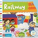 Busy Railway (Busy Books)