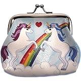 Multicoloured Unicorn Purse - Magical and Beautiful