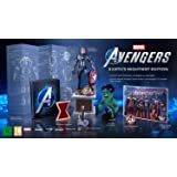 Square Enix Marvel's Avengers: Earth's Mightiest Edition (inkl. kostenloses Upgrade auf PS5)
