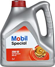 Mobil Special 20W-50 Motor Oil (3.5 Litres Pack)