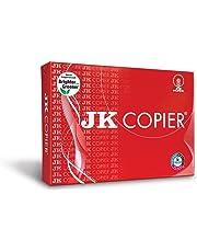 JK Copier - A4, 75 GSM, 1 Ream (500 Sheets)